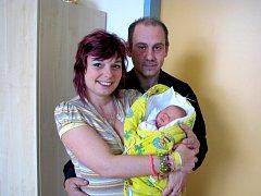 Ella Kristina Duspivová se narodila 15. prosince 2014 ve 13 hodin a 55 minut Zuzaně Štefanové a Josefu Duspivovi. Doma se na ni moc těšili sourozenci Lukáš, Petr, Nelinka a Matýsek.
