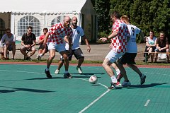 Na hřišti sportovního centra Bobelovka se konal už 14. ročník fotbalového turnaje Michálek Cup.