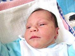 Jakub Vacek se narodil 28. listopadu v 17 hodin a 16 minut Anně Hammerové a Jaroslavu Vackovi z Mláky.  Vážil 2780 gramů a měřil 47 centimetrů.