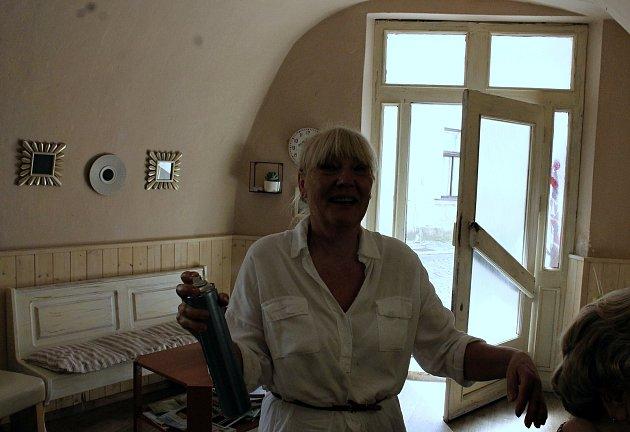 Práci kadeřnice se Marie Čaloudová věnuje už 46let.