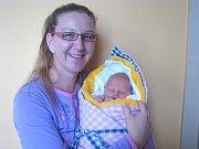 Monika Malíková z Českých Budějovic se narodila 17. listopadu 2013 Daně Kubínové a Martinu Malíkovi. Vážila 3280 gramů a měřila 46 centimetrů.