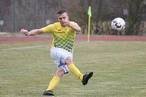 Zkušený  jindřichohradecký útočník Jaroslav Cech přispěl k výhře svého celku v Kamenici dvěma góly.