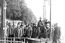 Z historie rybářů a fišmistrů.