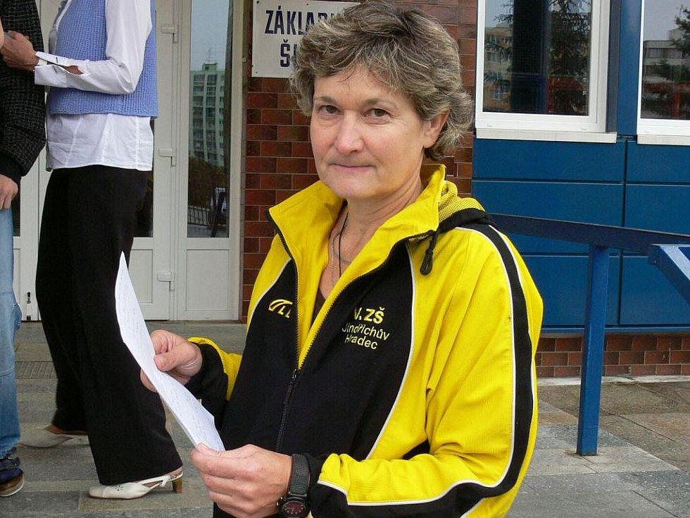 Trenérka jindřichohradeckých plavců Jana Šimková je zároveň předsedkyní nově vzniklého Plaveckého klubu.