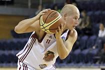 Rozehrávač BK Lions J. Hradec Erik Eisman.