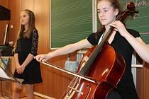 V 1. základní škole v Jindřichově Hradci se konalo okresní kolo pěvecké soutěže Jihočeský zvonek.