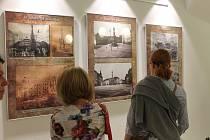 Muzejní noci přilákaly návštěvníky do prostor bývalé radnice i do Domu gobelínů.
