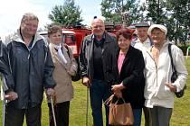 V Novosedlech nad Nežárkou se v sobotu již popáté sešli rodáci. Tentokrát u příležitosti 120 let založení sboru dobrovolných hasičů.