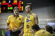 Jindřichohradečtí basketbalisté podlehli Ostravě 84:100.