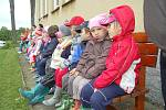 Den dětí v mateřské školce v Hospřízi.