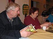 Jindřichohradečtí zahrádkáři schůzovali.