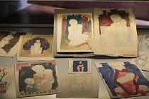 Muzeum vystavuje zapomenuté poklady Tiny Pezellen.