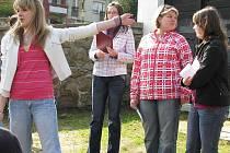 8. ročník projektu České komise UNESCO. Součástí projektu bylo šest stanovišť, kam přicházeli žáci místních škol, aby si vyslechli výklad studentů jindřichohradeckého gymnázia.