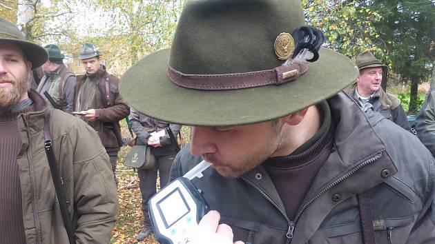 Policejní kontrola honu mysliveckého spolku Břilice v sobotu 2. listopadu nenašla žádná pochybení.