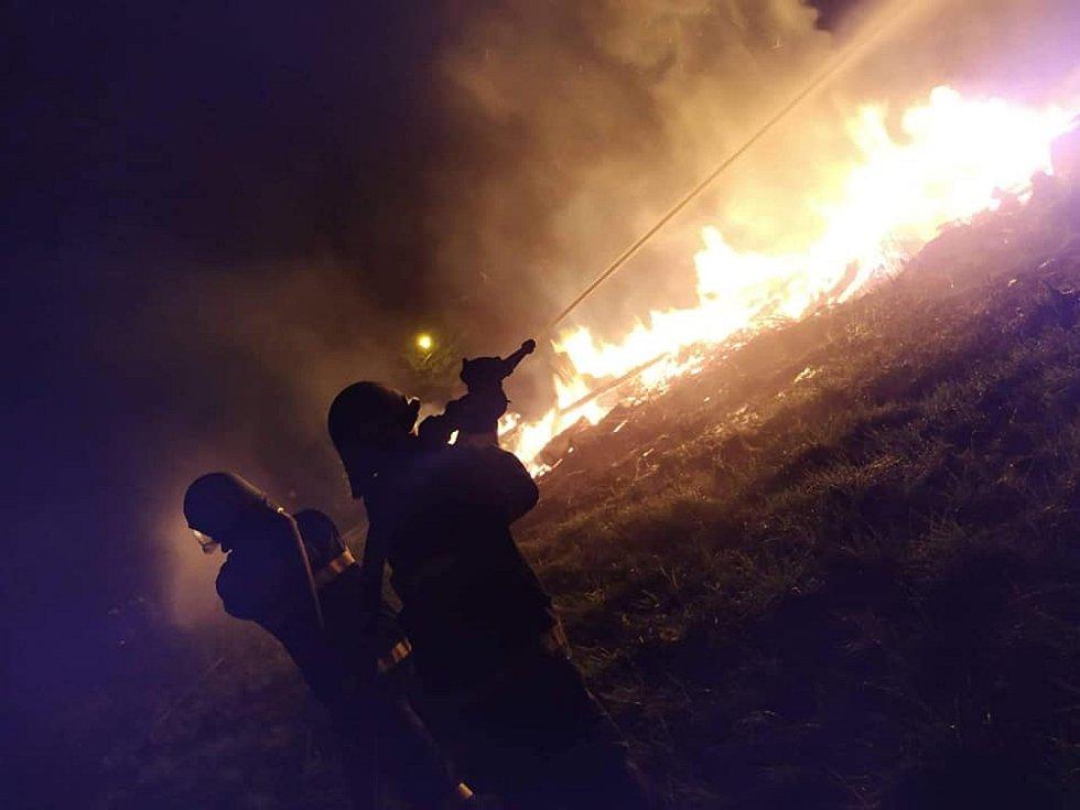 Sbor dobrovolných hasičů Lužnice.