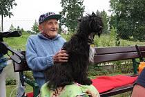 Canisterapeutické dobrovolnické sdružení Hafík působí na Třeboňsku už dvacet let.
