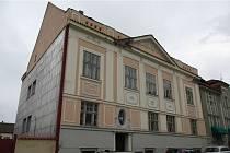 Vila s čp. 319 ve Sládkově ulici v Jindřichově Hradci.