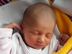 Izabela Marešová se narodila 3. března v 16 hodin a 29 minut  Zuzaněa Pavlu Marešovým z J. Hradce. Vážila 3320 gramů a měřila 51 centimetrů.