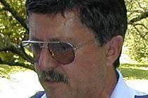 Oldřich Pánek, bývalý ředitel jindřichohradeckého územního odboru Hasičského záchranného sboru Jihočeského kraje.