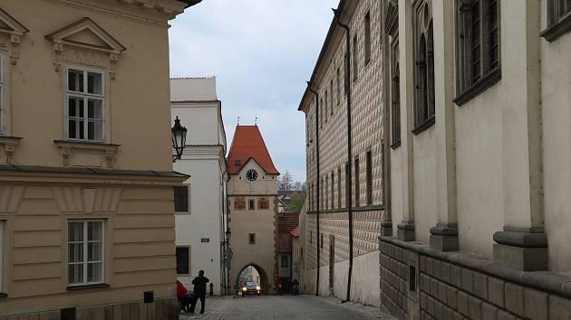 Jindřichův Hrade. Ilustrační foto