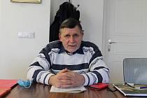 Petr Nekut, starosta Kardašovy Řečice.