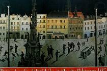 V roce 1889 Karel Novák vymaloval terč pro ostrostřelce, na kterém je první zkouška elektrického osvětlení vyobrazena. Jen datum události o jeden den posunul.