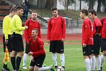Fotbalisté Dačic mají v nejbližší době v plánu čtyři přípravná střetnutí.