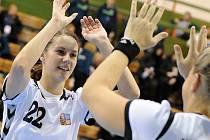 Házenkářky České republiky odehrají v sobotu od 11 hodin v jindřichohradecké sportovní hale přátelské utkání s Rakouskem.