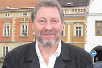 Ředitel dačické nemocnice Leoš Dostál.