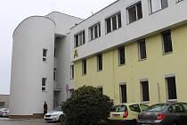 Budova A jindřichohradecké nemocnice.