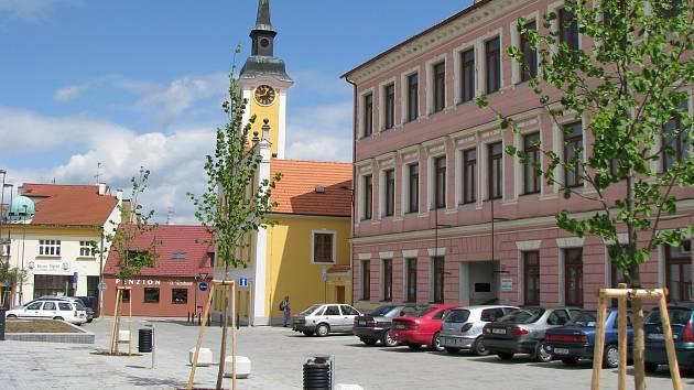 Lomnice nad Lužnicí.