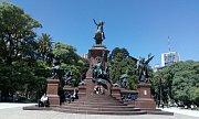 Buenos Aires je podle Mileny Andrle městem mnoha parků.