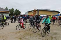 Letošního jarního Pedálu se zúčastnilo na 450 cyklistů a pěších.