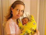 Jonáš Kalaš se narodil 21. března  v 7 hodin a 42 minut Nikole a Radkovi Kalašovým z Horní Pěny. Vážil  3280 gramů a měřil 50 centimetrů.