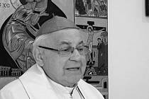 Kardinál Miroslav Vlk.