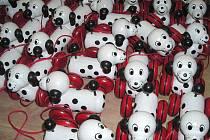 Dřevěné hračky z Jasu Stráž nad Nežárkou se brzy stanou historií.