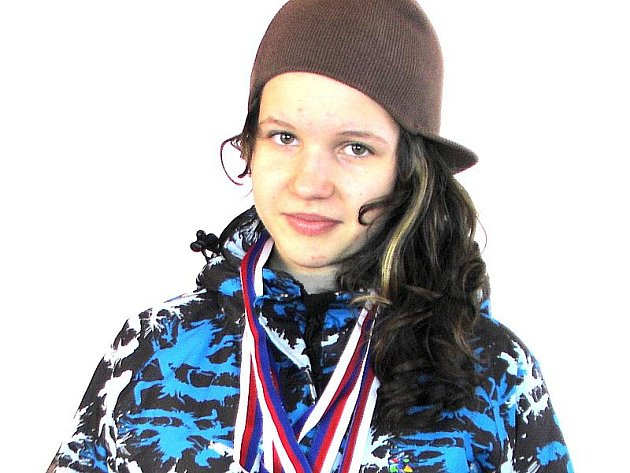 Denisa Pytlíková.