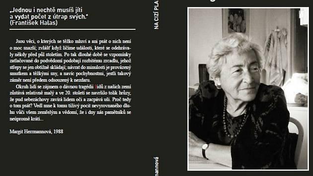 Nová kniha přináší vzpomínky Margit Herrmannové.