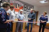 V jarošovské Pravdově knihovně jsou ke zhlédnutí práce Vlastimila Soboty.