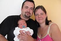 Radim Fitz z Jindřichova Hradce se narodil 9. května 2011 Radce Slezákové a Jaroslavu Fitzovi. Měřil  51 centimetrů a vážil 3980 gramů.