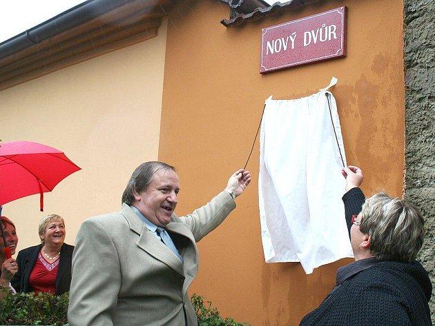 Oslavy Karla Ditterse v Deštné.