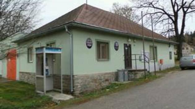 Pravdova knihovna v Jarošově nad Nežárkou.