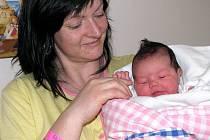Prvním miminkem roku 2011 na Jindřichohradecku je Zuzana Tlačilová z Břilic. Narodila 1. ledna ve 4.55 hodin. Váží 4030 gramů a měří 51 cm.