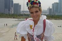 Iveta Lutovská.