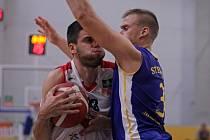 Jindřichohradečtí basketbalisté v novém ročníku KNBL stále čekají na první úspěch.