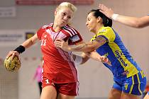V Jindřichově Hradci se uskuteční Final Four házenkářského Českého poháru žen.