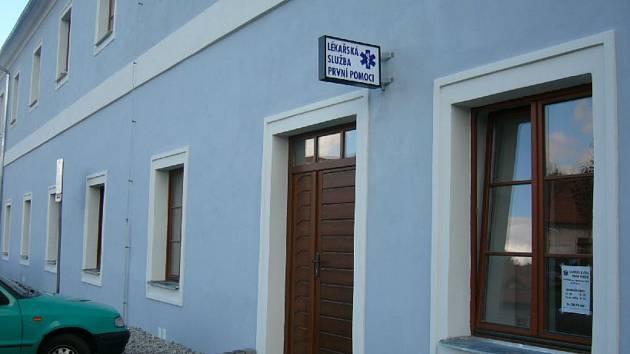 Lékařská služba první pomoci Třeboň oslavila deset let.