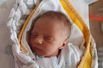 Miroslav Marounek, Nová Bystřice.Narodil se 9. srpna mamince Barboře Marounkovéa tatínkovi Petru Marounkovi. Vážil 2700 gramů.
