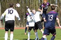 Hradec v divizi zdolal Čížovou v penaltovém rozstřelu.