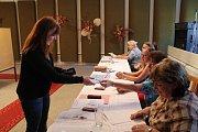 Volební komise čeká na voliče také ve Studené na obecním úřadu.